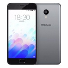 "Meizu M3 5.0"" LCD 4G Phone w/ 2GB RAM + 16GB ROM - Grey (US Plugs)"