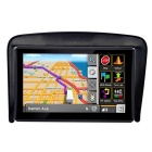 "ZIQIAO 7"" Universal Car GPS Navigation Screen Sun Shield - Black"