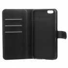 Lichee Pattern Protective Case for IPHONE 6 PLUS / 6S PLUS - Black