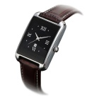"Zeblaze MiniWear 1,21 ""IPS Bluetooth 4.0 Smart Watch - Silber + Brown"