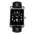 "Zeblaze MiniWear 1.21"" IPS Bluetooth 4.0 Smart Watch - Gold + Black"