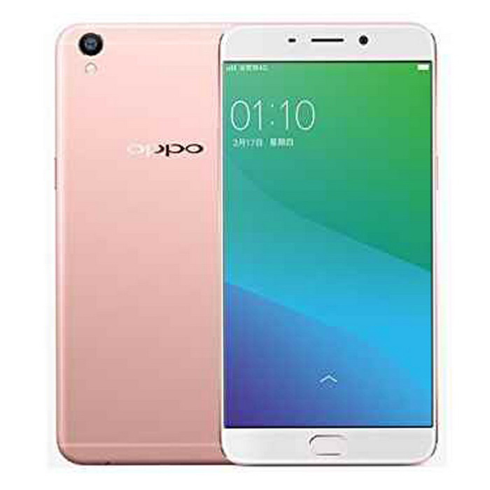 Oppo R9 64GB Unlocked 4G Smartphone - Rose Gold