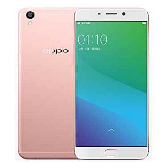 Oppo R9 Plus 64GB Unlocked Smartphone - Rose Gold
