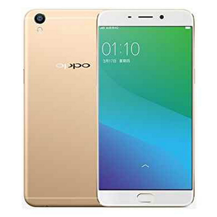 Oppo R9 64GB Unlocked 4G Smartphone - Golden