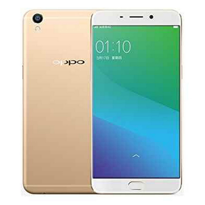 Oppo R9 Plus 64GB Unlocked Smartphone - Golden
