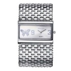 WeiQin 659002 Women's Analog Quartz Bracelet Watch - Silver