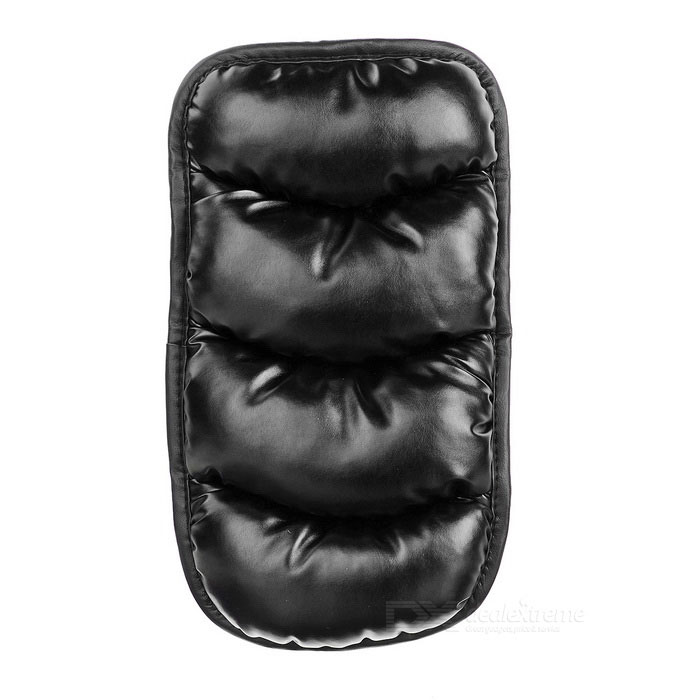 Car Central Armrest Box Cover Armrest Cushion - BlackCar Cushions and Pillows<br>Form  ColorBlackModel-Quantity1 DX.PCM.Model.AttributeModel.UnitMaterialHigh quality microfiber leather + polypropylene fiberShade Of ColorBlackTypeOthers,Armrest padSurface MaterialHigh quality microfiber leatherLining MaterialPolypropylene fiberPacking List1 * Armrest cover<br>