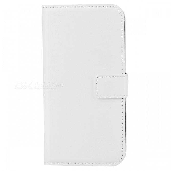 Lichee Pattern Protective Full Body Case for IPHONE 6 / 6S - White