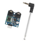 TEA5767 FM Stereo Radio Module for Arduino - Blue + Black