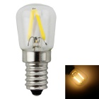 E14 2W Dimmable Warm White LED Bulb for Refrigerator (AC 220~240V)