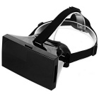 "VR 3D Glasses Controller + Bluetooth per 4 ~ 6 ""Phone - Nero"