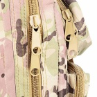 CTSmart BL008 Outdoor Sports Oxford Backpack - CP Camouflage (30L)