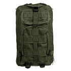 CTSmart BL008 Outdoor Sports Oxford Backpack - Army Green (30L)