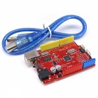 Kit Wav Player OUVERT-SMART w / UNO R3 carte Micro SD tactile Sensor Module
