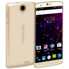 "VKWORLD T6 Android 4G Phone w/ 6.0"" IPS, 2GB RAM, 16GB ROM - Gold"