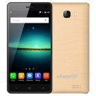 android 5.1, MTK6735 1,0 GHz, quad-core, 8,0 + 5.0MP, 1280 * 720