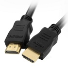 Philips 2160P HDMI 24K Gold Plated Shielded Signal Cable - Black (2m)