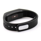 HR02 Multifunctional Bluetooth Smart Watch Heart Rate Monitor - Black