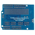 16-Channel 12-bit PWM Servo Motor Driver I2C Shield  Board