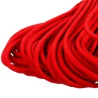 Outdoor Tactical Military Nylon Parachute Cord - Red (30m)