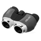 NIKULA 10x 22mm HD Portable Binoculars Telescope - Grey + Black