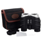 NIKULA 8x 25mm HD Portable Binoculars Telescope - Black + Silver