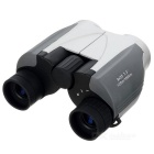 NIKULA 8x 25mm Portable HD Binoculars Telescope - Grey + Black