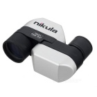 Handheld Monocular, Easy to Carry, Aluminum Alloy + Rubber Material