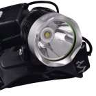 RichFire SF-T003 T6 LED 3-Mode Faro de luz blanco frío (2 * 18650)