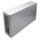 EXP GDC External Graphics Metal Chassis - Silvery White