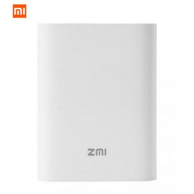 Xiaomi ZMI MF855 7800mAh 3G 4G Wireless Wi-Fi Router Power Bank -White
