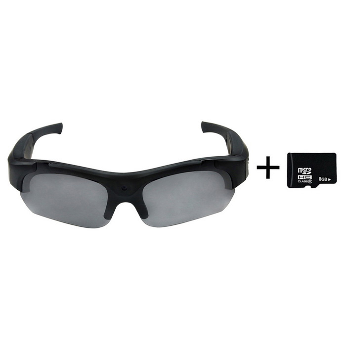 CMOS Glasses Camera Camcorder Eyewear Video Recorder