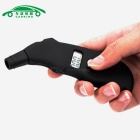 CARKING Digital Tyre Tire Pressure Gauge with LCD Display - Black