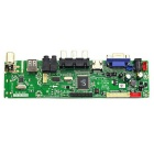 V29 Universal Free Program Version LCD Controller Board TV Motherboard