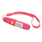 DT8220 Non-Contact Infrared Thermometer - Red