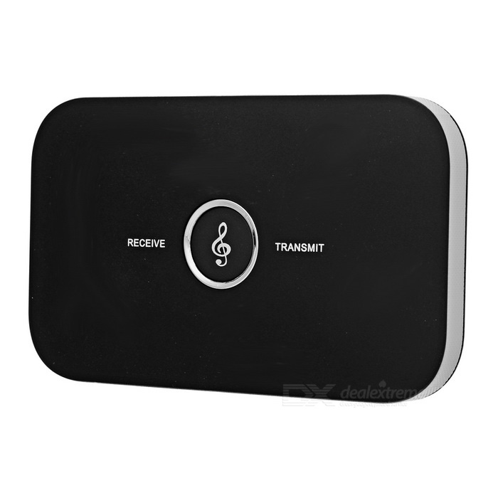 B6 Bluetooth 2-in-1 Audio Receiver / Transmitter - Black