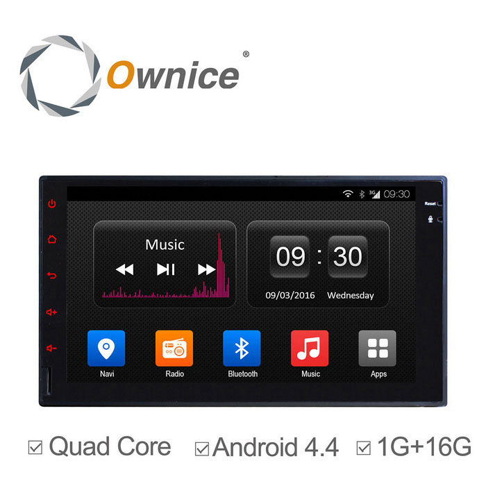 "ownice C300 android smart 7"" quad-core GPS de navigation autoradio lecteur"