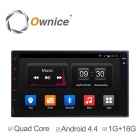 "Ownice C300 Android Smart 7"" Quad-Core GPS Navigation Car DVD Player"