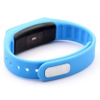 HR02 Multifunctional Bluetooth Smart Watch Heart Rate Monitor - Blue