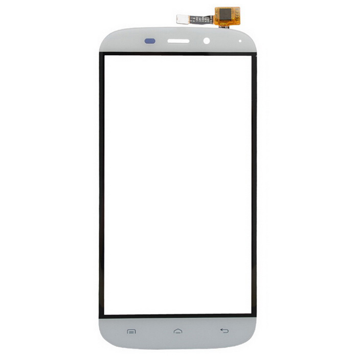 Replacement Glass Touch Panel TP para DOOGEE Y100X - Branco