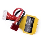 Adapter Board for B6 Battery Charger - Yellow