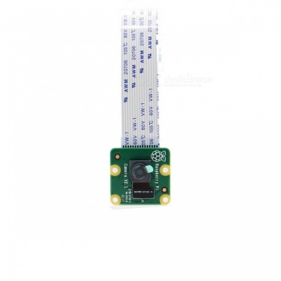 Original Official 8MP Camera Board V2 for Raspberry Pi - White + Green