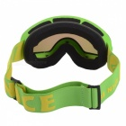 BE NICE SNOW4300 Kinder Anti-Fog Ski Goggles - Grün