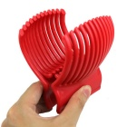 Fruit and Vegetable Slicing Tool Tomato Lemon Chip - Red