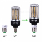 YouOKLight E27 to E14 Lamp Bulb Holder Adapters (6PCS)
