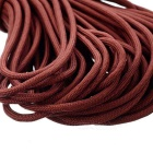 Outdoor Tactical Military Nylon Parachute Cord - Maroon (30m)