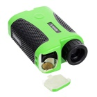 IP54 Laser Distance Meter 6X Magnification Mulltifuntional Telescope