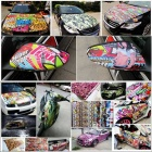 ZIQIAO Random Car Styling Funny Car Stickers (100 Pcs/ Pack)