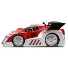 JJRC Q1 Rechargeable 4-CH RC Wall Climbing Climber Car Toy - Red
