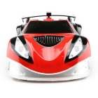 JJRC Q2 Rechargeable 4-CH RC Wall Climbing Climber Car Toy - Red